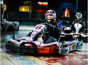 Indoor Go-Karting Experience in Newcastle