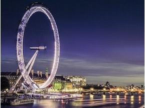 London Eye Champagne Flight in London