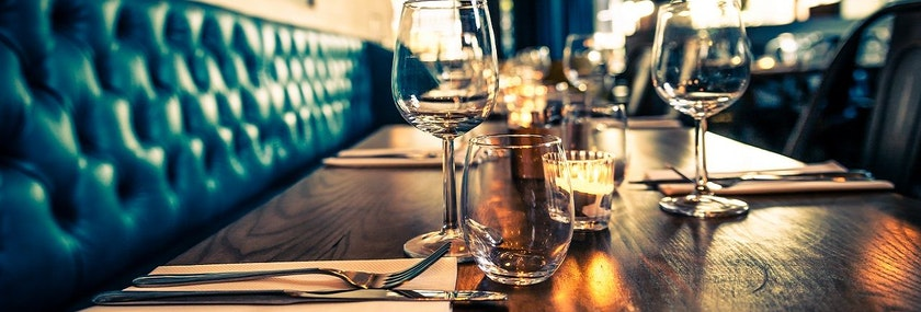 Restaurant Reservation in Edinburgh Stag Do