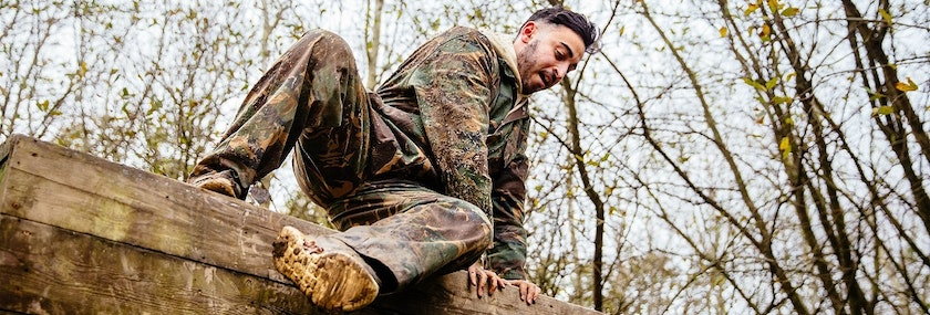 Assault Course Stag Do