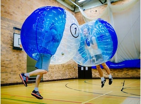 Bubble Football in Edinburgh