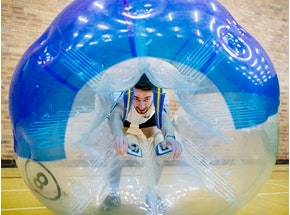 Bubble Football and Binocular Football Experience in Newcastle