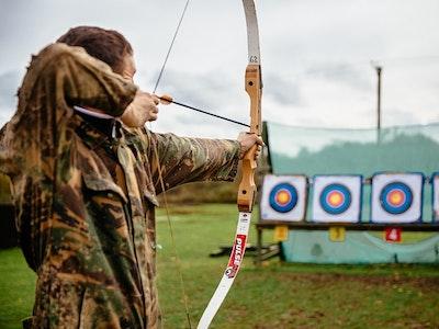Archery Tag in Brighton