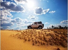 Half Day Jeep Safari in Benidorm