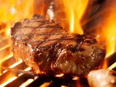 Steak and Strip Dinner in Budapest