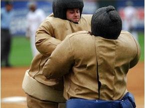 Inflatable Sumo Wrestling, Human Table Football and Beer Keg Racing