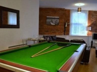 Manchester accommodation