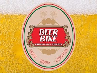 Beer Bike Riga